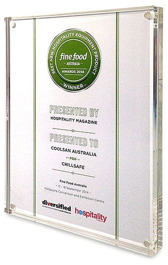 ChillSafe Fine Food Australia Awards 2014