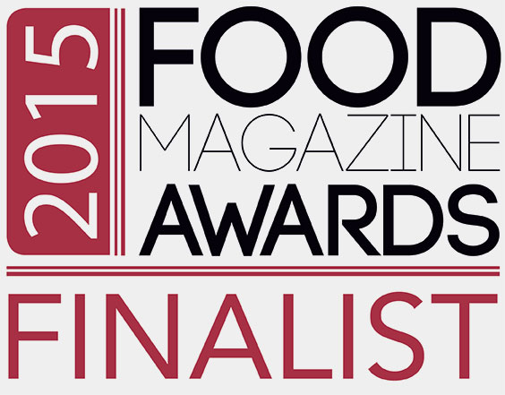 Coolsan Food Awards 2015 Finalist